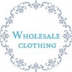 wholesale clothing 卸 アパレル ロゴ