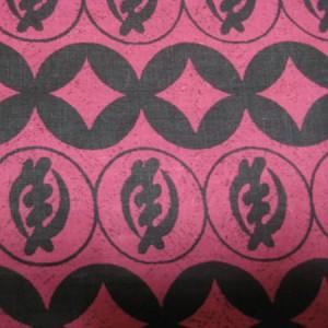 アフリカ バティック 布